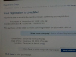 IronmanRegistration